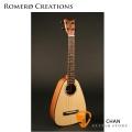 ROMERO CREATIONS Tiny Tenor 23吋單板烏克麗麗【系列:Pepe Romero】