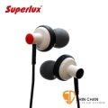 Superlux HD381F Series 入耳式監聽級耳機 (白色) HD-381F 舒伯樂 耳塞式/耳道式