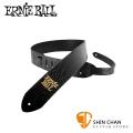ERNIE BALL 4073 皮製背帶 STRAP 黑色格紋 可調整長度【吉他/貝斯專用】