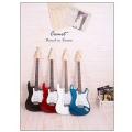 Comet ST3 珍珠護板(單單雙拾音)電吉他 附贈吉他袋、Pick、導線、吉他背帶、琴布