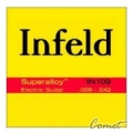Thomastik Infeld 奧地利手工電吉他弦 IN109 (超合金系列)0.09-0.42 【電吉他/電吉他專賣店】