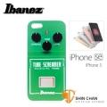 最新 iPhone SE ▷ Ibanez 效果器造型 iPhone殼 TS 808 手機殼/保護殼(iPhone SE/ iPhone5 / iPhone5s)Tube screamer TS808 電吉他效果器風格/原廠公司貨
