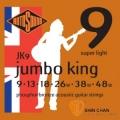 ROTOSOUND JK9 磷青銅民謠吉他弦(09-48)【英國製/電吉他弦/JK-9】