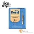 竹片►美國 RICO ROYAL 高音 薩克斯風竹片 3.5號 Soprano Sax (10片/盒)
