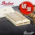 Shadow SH HB-T 吉他拾音器調音蓋【 E-Tuner/史上最方便的調音器】