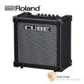 電吉他音箱 ▷ Roland CUBE-20GX 頂級20瓦 電吉他音箱/強力音色/內建效果器/木吉他模擬/調音器/可連結iPhone/iPad/iPod 免費APP【CUBE 20GX】另贈獨家好禮