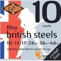 ROTOSOUND BS10 不銹鋼弦電吉他弦(10-46)【英國製/電吉他弦/BS-10】
