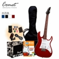 Comet BRG-120  電吉他+10瓦音箱+吉他教材+調音器+全配備套裝組