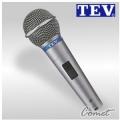 TEV TM-989專業型麥克風【TM989】