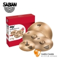 "SABIAN B8X 5片套裝銅鈸 PERFORMANCE SET PLUS 贈18"" Thin Crash【14"" hi-hats,16"" thin crash, 20"" ride, 18"" thin crash】"
