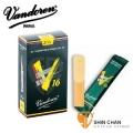 Vandoren 竹片 V16 深綠盒 高音薩克斯風 2號半 2.5 竹片(10片/盒)Soprano Sax【型號:SR7125】