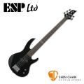 ESP LTD B15 五弦電貝斯 附原廠ESP琴袋、PICK、琴布、背帶、導線【LB15KIT】貝斯