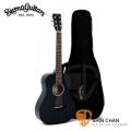 Sigma 木吉他 ▻ Sigma TM-12-BK 黑色小吉他/baby吉他/旅行吉他 34吋(TM12BK雲杉面單板) 附Sigma吉他袋【源自Martin製琴工藝】