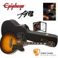 五月天怪獸 Epiphone Ltd Ed 全球限量簽名琴/Shadow拾音器 EJ-200SCE(第一把華人吉他手的簽名琴)Mayday Monster 木吉他 / 可插電木吉他/電民謠