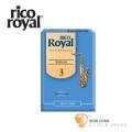 竹片►美國 RICO ROYAL 次中音 薩克斯風竹片 3號 Tenor Sax (10片/盒)