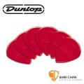 Dunlop Jazz III XL彈片Pick(六片組) 【47RXL/吉他專用/貝斯專用【47RXLN 黑色/ 47RXLS紅色】
