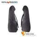 GruvGear SV-EG-STL Sliver系列 電吉他琴袋【配色:內外全黑】厚琴袋/琴袋/電吉他袋