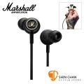 Marshall Mode EQ 智慧型手機專用耳機-耳塞式/耳道式(可線控/通話麥克風MIC)iPhone/Android
