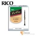 竹片►美國 RICO La Voz 豎笛/黑管 竹片  Medium (2.5號)  Bb Clarinet (10片/盒)