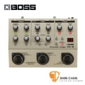 Boss VE-8 人聲/吉他效果器 80秒錄音的Looper功能 街頭藝人適用【VE8/內含原廠變壓器】