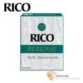 竹片►美國 RICO RESERVE 中音 薩克斯風竹片  3.5號  Alto Sax (5片/盒)