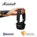 英國 Marshall Mid Bluetooth 無線藍牙耳機(經典黑)耳罩式藍芽/公司貨 送獨家英國倫敦吉他Pick組