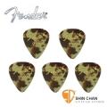 Fender 標準彈片Pick(五片組)