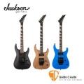 jackson吉他 ► Jackson JS32 DINKY 大搖座電吉他 (鯊魚鰭指位記號)  附琴袋、背帶、導線、琴布、Pick X 2【JS-32/雙雙拾音器】