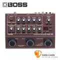 BOSS AD-10 木吉他前級擴大效果器 內建ambience, chorus, delay效果【AD10】
