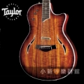 Taylor吉他►Taylor T5 CUSTOM PREMIUM KOA頂級電木吉他(現貨供應)【Taylor電民謠吉他專賣店/吉他品牌/T-5】