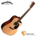 sigma吉他▻ Sigma DMC-1STE 電木吉他/41吋切角單板民謠吉他 (DMC 1STE/雲杉面單板/經典D桶身/切角) 附贈吉他袋【源自Martin製琴工藝】