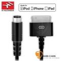 iRig台灣> iRig原廠線-蘋果30Pin線 30-pin to Mini-DIN 線 (IK Multimedia iRig  公司貨)