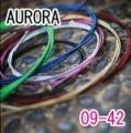 AURORA 美國進口粉紅色電吉他弦(09-42)【進口弦專賣店/電吉他弦】