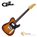 美國名牌 G&L ASAT Classic Bluesboy™ Semi-Hollow 電吉他 印尼廠