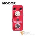吉他效果器►Mooer Cruncher 高增益失真效果器【Distortion Pedal】【Micro系列CC】