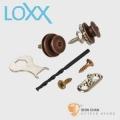 LOXX A-A-COPPER 木吉他安全背帶扣 德國製