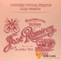 Jose Ramirez 世界頂級古典弦(高張力)Hard Tension 粉紅盒【Jose Ramirez古典弦專賣店/尼龍弦】