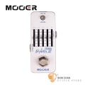 吉他效果器 ► Mooer Graphic B 貝斯專用5段等化器EQ【Bass Equalizer Pedal】【GB】