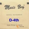 古典吉他弦 ►  Music Boy 古典吉他 第四弦