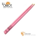Los Cabos 5APINK 白胡桃木 粉紅鼓棒 加拿大製 5A 【5A PINK】
