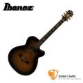 樂器購物商城 ► 日本名牌 Ibanez AEG40II 可插電 單板 切角 民謠吉他【AEG-40II/電木吉他】
