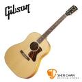 Gibson J-35 美國製全單板木吉他/可插電木吉他(L.R.Baggs Element 拾音器)附贈GIBSON木吉他硬盒/台灣總代理公司貨 J-35 AN