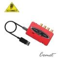 Behringer UCA222 USB 錄音介面【UCA-222】