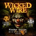 吉他弦►Kerly 冰火弦 KXW7-0954 美製7弦電吉他套弦 Wicked Wire系列 (09-54)