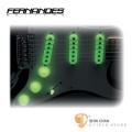 FERNANDES LNK-2500 電吉他專用夜光/發光配件 【LNK2500/拾音器/音量旋鈕】