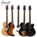 Comet C-350EQ 可插電切角吉他 /民謠吉他 /木吉他 附配件