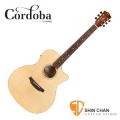cordoba木吉他 ▷ Cordoba 美國品牌 GA3-CE 單板可插電民謠吉他 (桶身: GA桶) 附原廠琴袋、PICK×2、移調夾、背帶、導線
