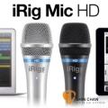 麥克風 | iRig Mic HD頂級版 行動裝置電容式麥克風(原廠公司貨)ios/Mac/PC