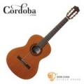 Cordoba 美國品牌 Cadete 3/4單板古典吉他 附琴袋 木踏板 擦琴布【3/4琴身/弦長:61.5cm/36吋】