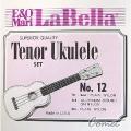 La Bella Tenor No.12 Ukulele 23吋烏克麗麗弦【烏克麗麗專賣店】